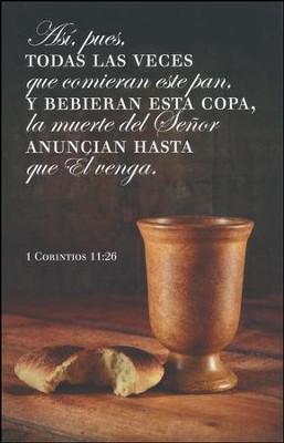 1 Corintios 11 Versos Biblicos